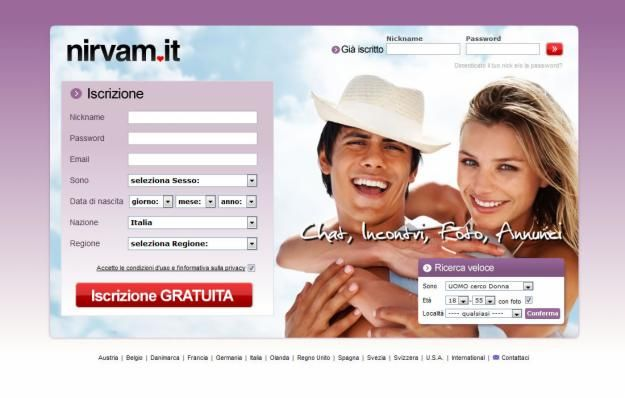 video eros gratis chat per incontrare persone